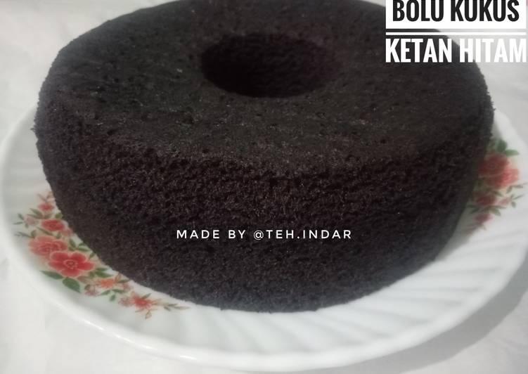 cara membuat Bolu ketan hitam kukus lembuuut anti gagal - Sajian Dapur Bunda