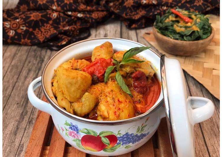Resep Gulai Ayam Padang, Lezat