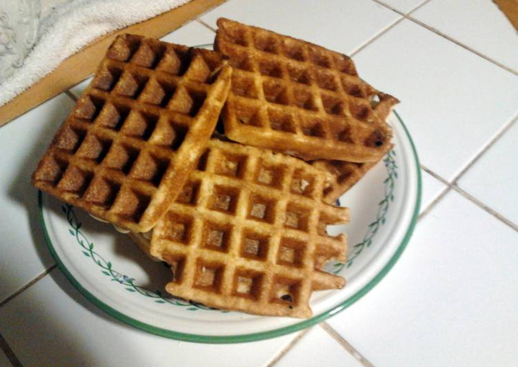 Simple Way to Prepare Award-winning Corny Waffles