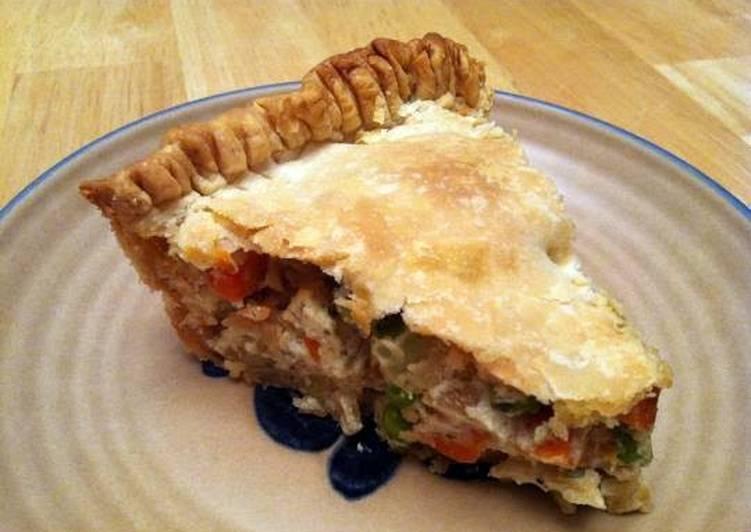 Recipe of Favorite chicken pot pie