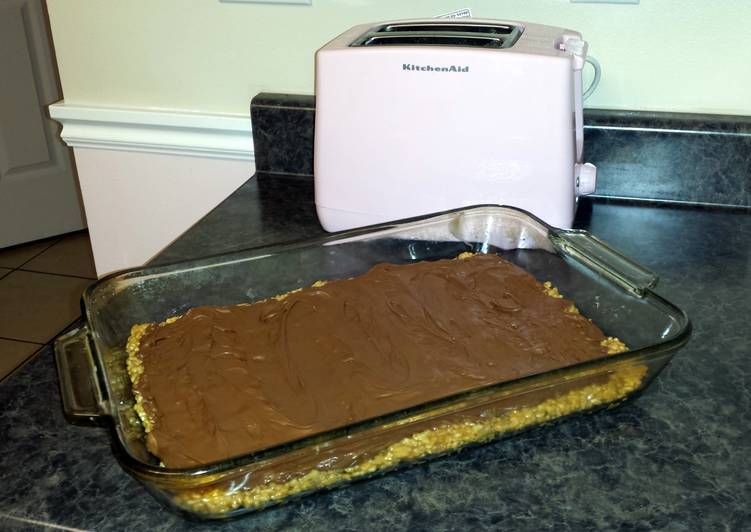 Recipe of Favorite Oh Henry Bars