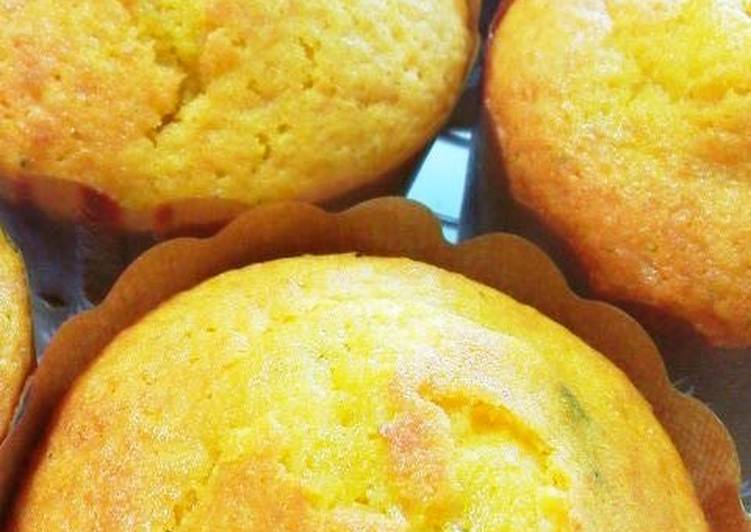How to Make Super Quick Homemade For Breakfast and Sweets Easy Kabocha Cake with Pancake Mix