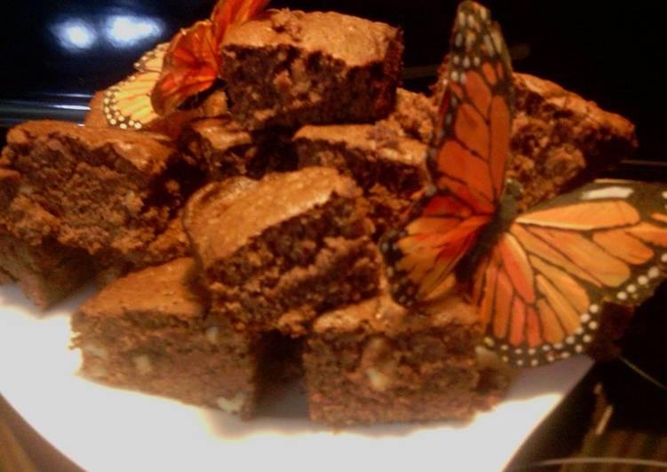 sunshines light fudge brownies