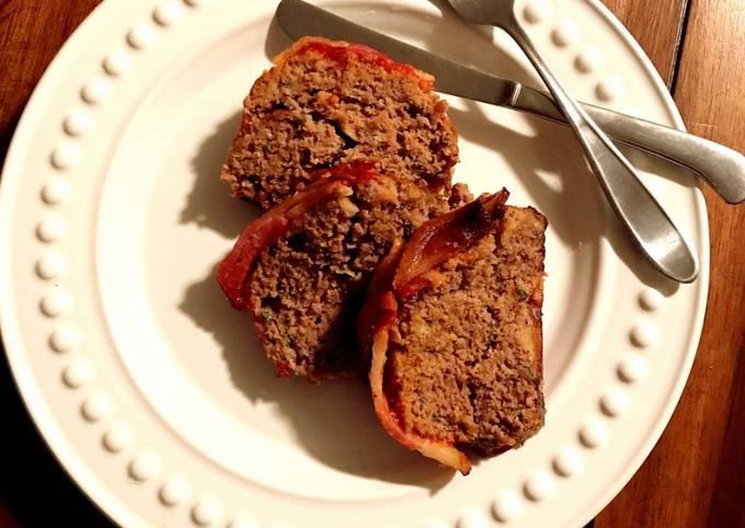 Wagyu Beef and Bacon Meatloaf