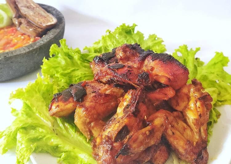 Ayam Bakar Wong Solo