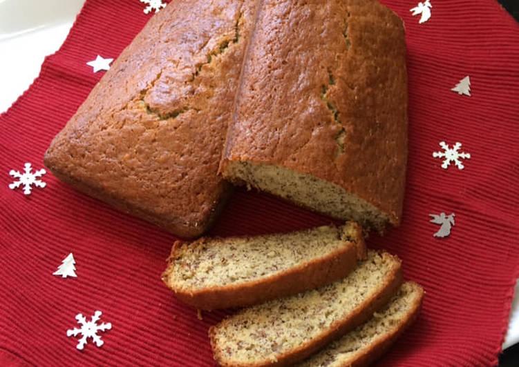 Banana Bread #Christmas Baking Contest