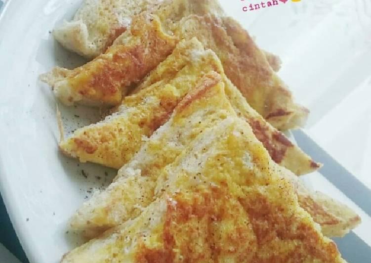 Resep Roti prancis kopi oey ala Mamajanna Paling Mudah