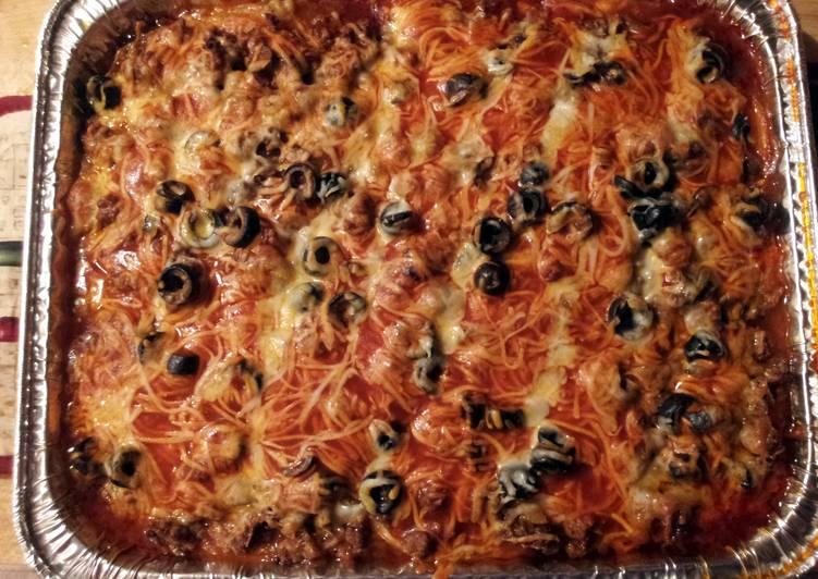 Easiest Way to Prepare Yummy Enchilada pie