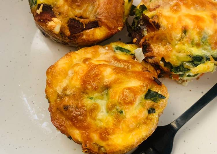 Recipe of Perfect Egg Muffin