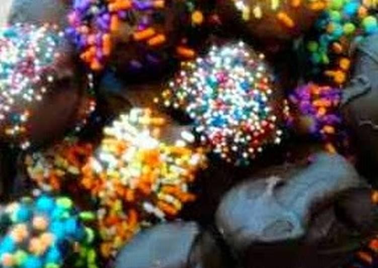 Chocolate Oreo Truffle Balls