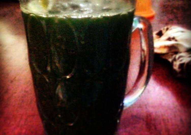 greeny healthy juice