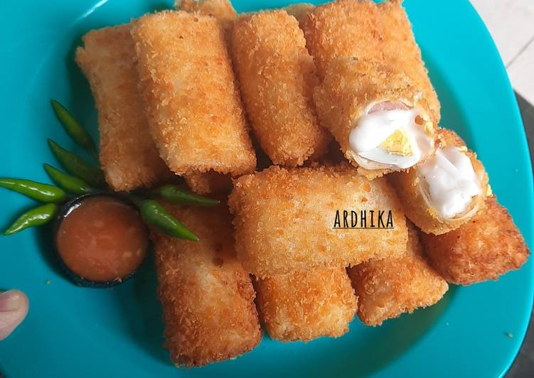 Risoles mayones