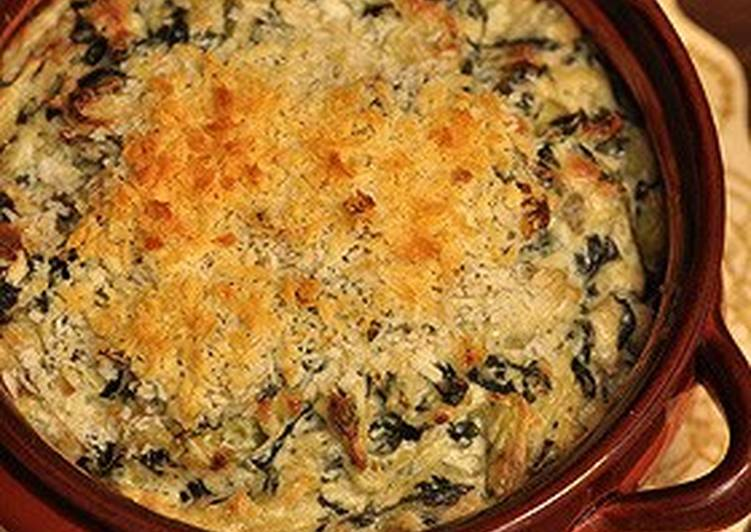 Absolutely Ultimate Dinner Ideas Quick Artichoke Spinach Dip