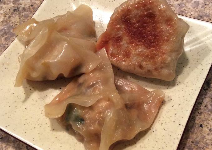 Simple Yummy Potstickers