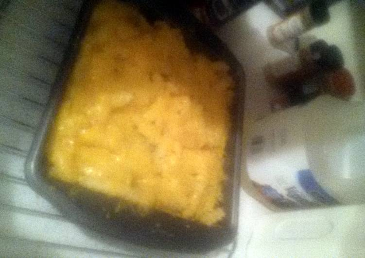 Easy Recipe: Appetizing French Fry casserole