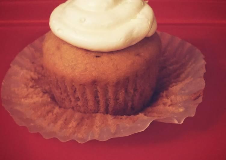 Recipe of Speedy Banana cupcakes/cake