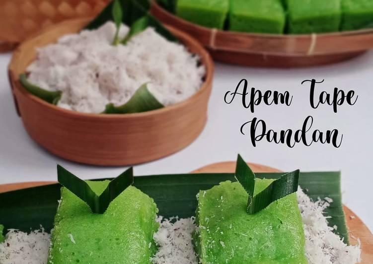 Apem Tape Pandan - ganmen-kokoku.com