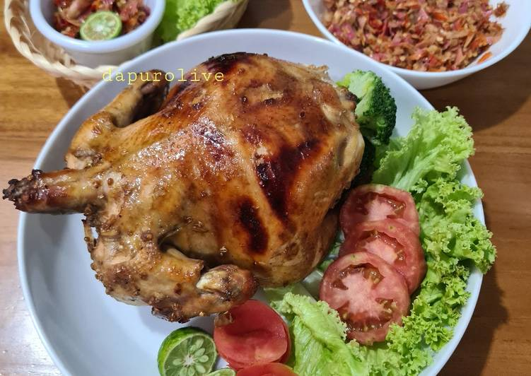 Ayam Panggang Kecap Oven - cookandrecipe.com