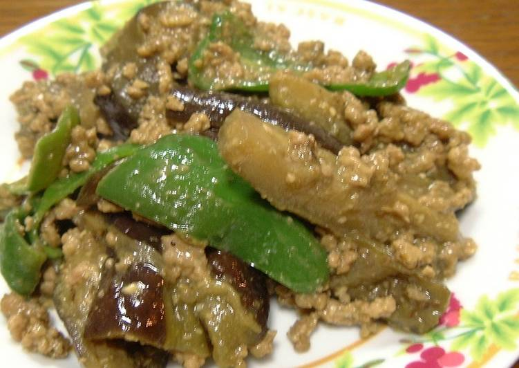 You Do Not Have To Be A Pro Chef To Start Mild Tasting Curry Flavored Stir-fried Eggplant