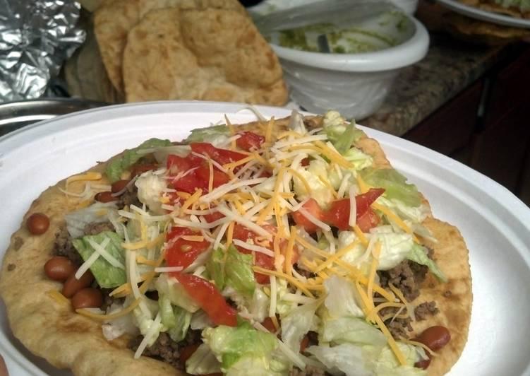 Recipe of Super Quick Homemade Navajo Tacos
