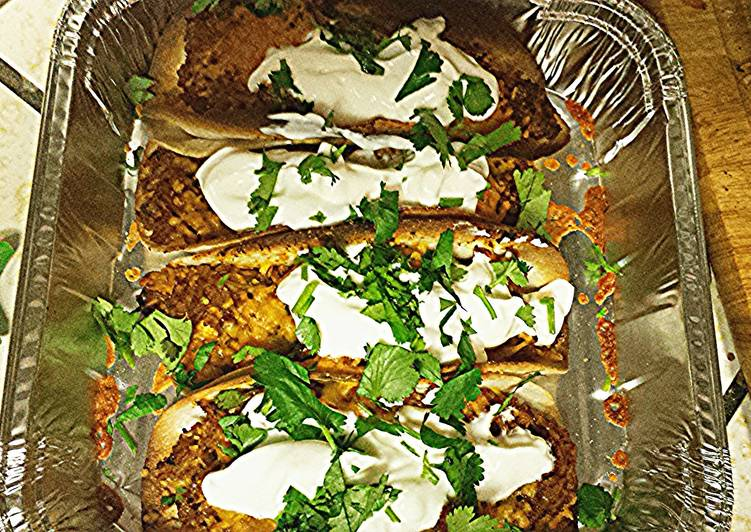 One pot chicken Tacos by Chef Don