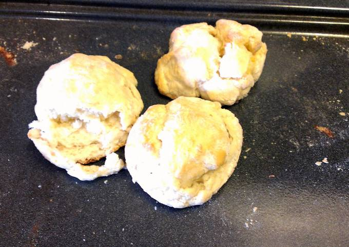 How to Cook Delicious Biscuits from scratch southern style