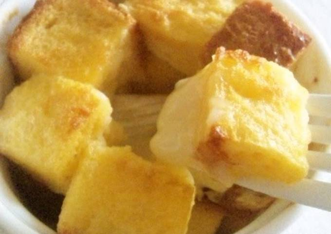 Camembert French Toast