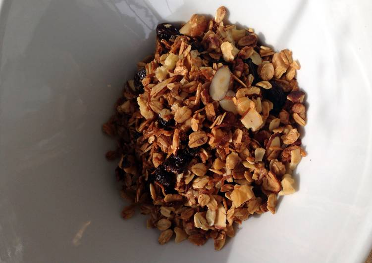 Toasty Coconut Granola