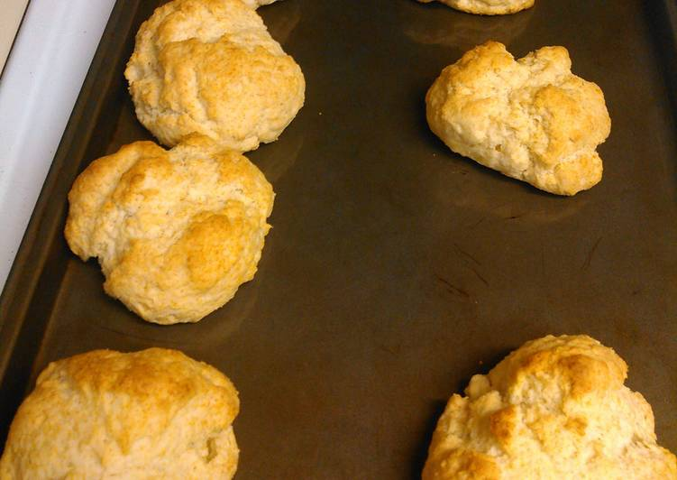 Simple Way to Prepare Favorite Biscuits