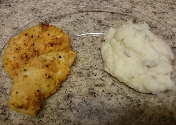 Recipe: Perfect Chipotle Chicken Fingers