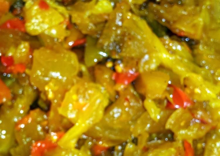 Grandma's chow chow recipe