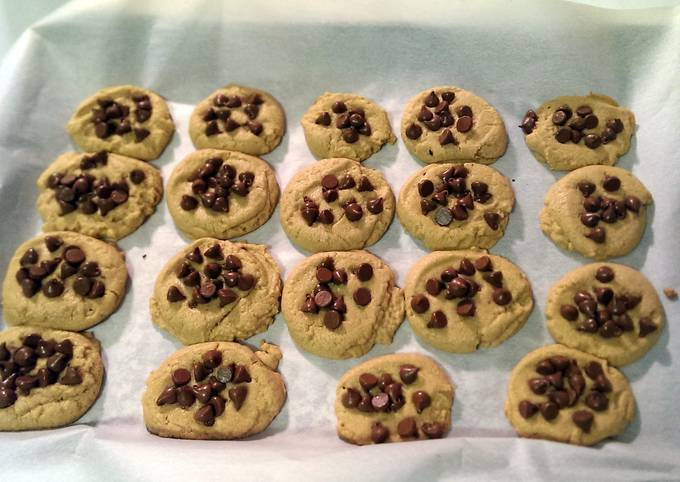 Easiest Way to Cook Yummy Easy Peanut Butter Cookies