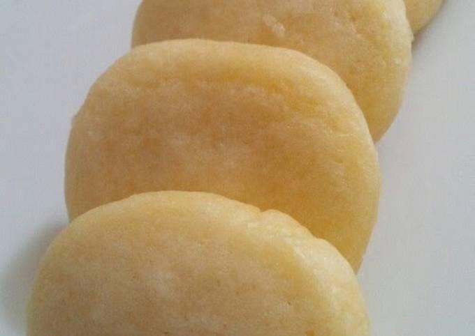 Easy!! Crunchy!! 3 Minute Cookies