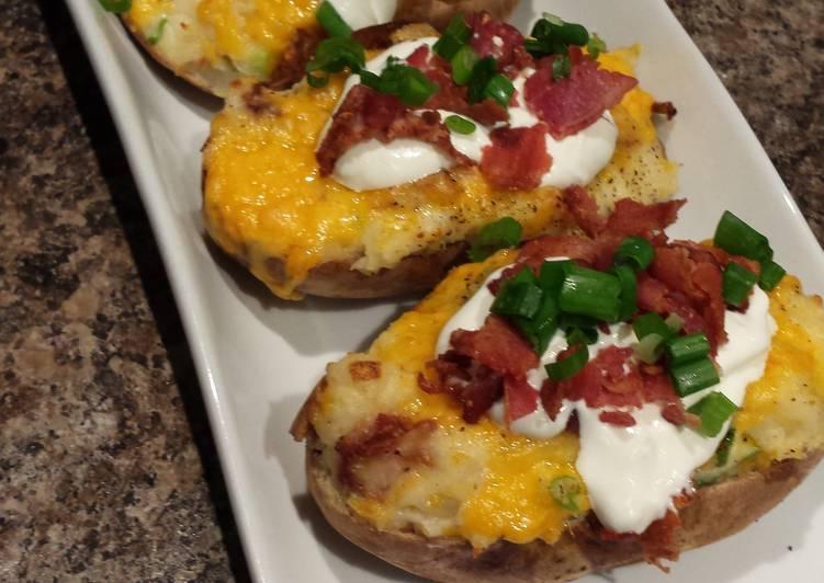 ULTIMATE 2WICE Baked Potato!