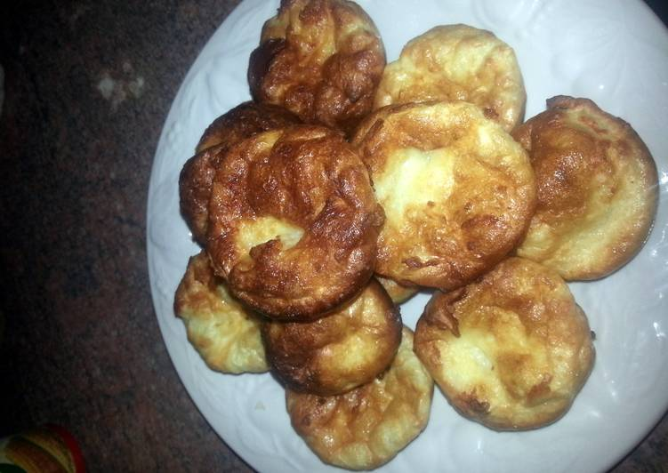 Yorkshire pudding cups