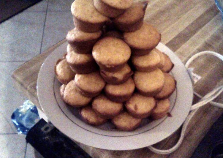 Cake mix easy light cupcakes