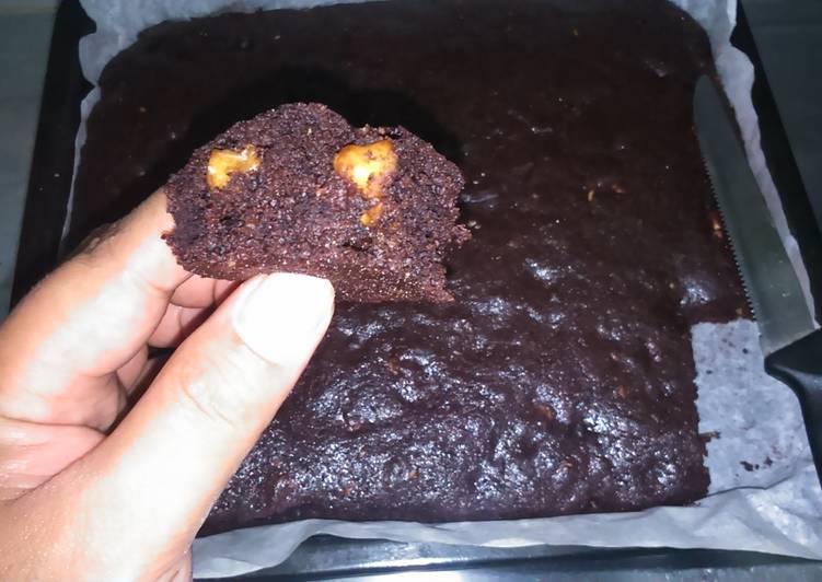Steps to Make Any-night-of-the-week Orange-Nut Chocolate Brownies