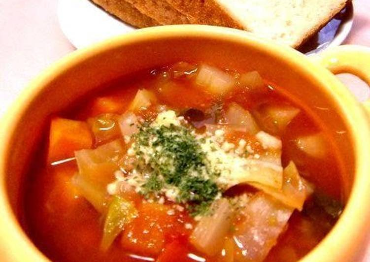 Addictive Minestrone Soup, Here Are Some Simple Explanations Why Consuming Apples Is Good