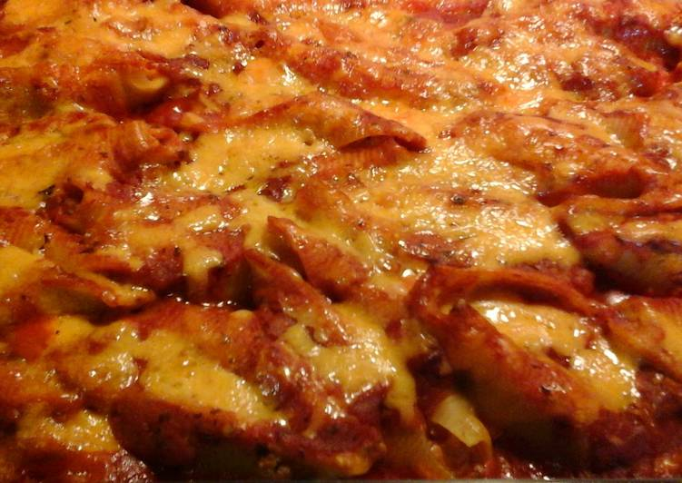 Simple Way to Prepare Award-winning Stuffed Shells