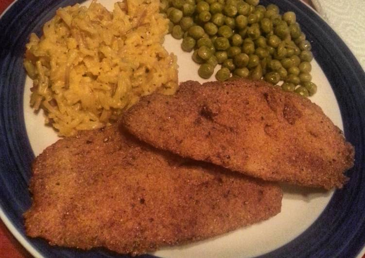 Steps to Prepare Any-night-of-the-week Fried Catfish