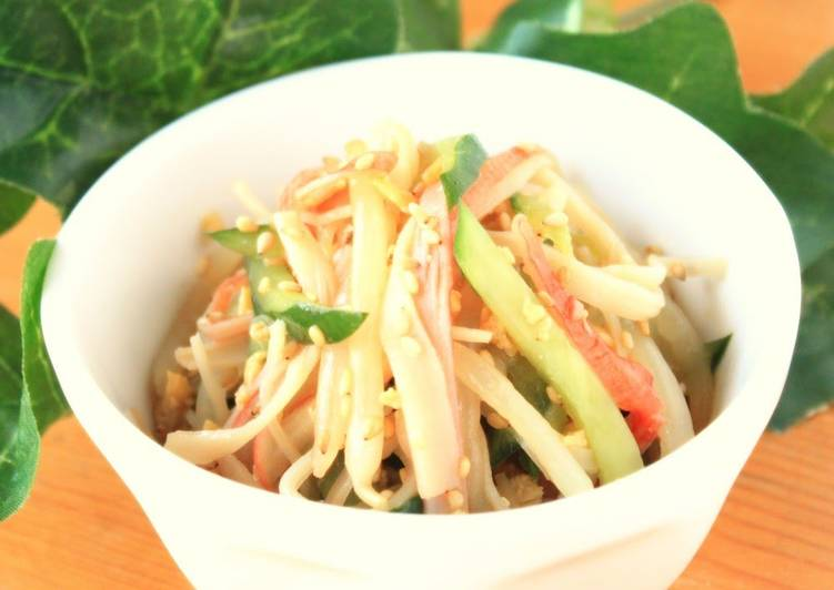 25 Minute How to Prepare Ultimate You'll Want Mounds of This! Chinese-Style Bean Sprout Salad