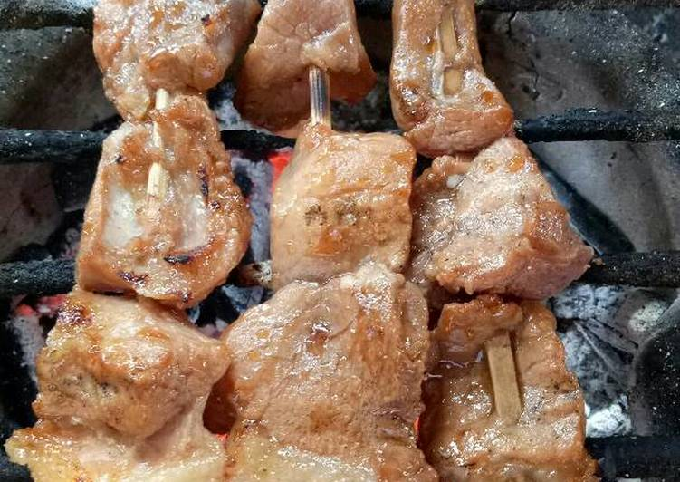 Pinoy Pork BBQ