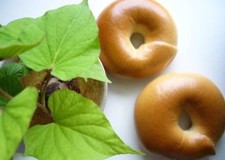 Easiest Way to Prepare Top-Rated Smooth Bagels Made With Homemade Bread Starter