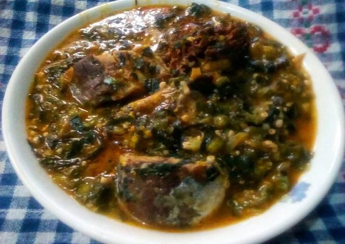 Freshfish Okro Soup