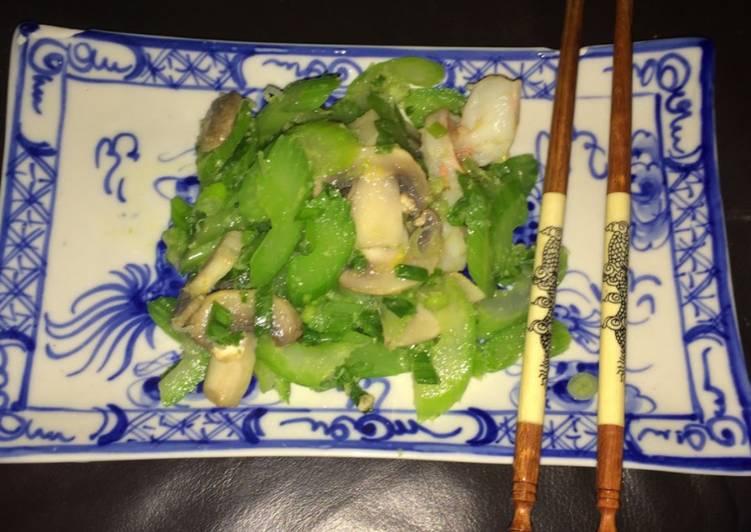Recipe: Appetizing Celery Salad