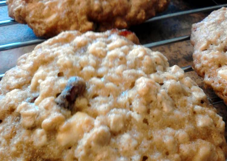 Simple Way to Make Homemade A litttle Bit of Heaven Oatmeal Cookie