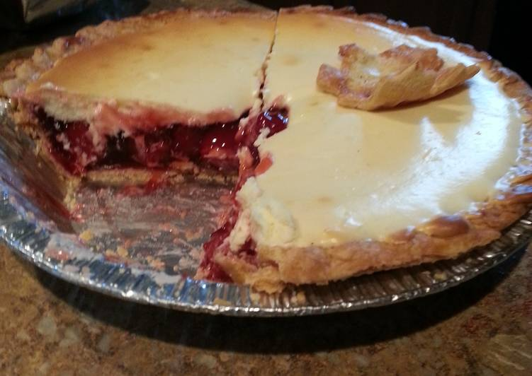 Easy Homemade Carrie cheesecake pie Recipe