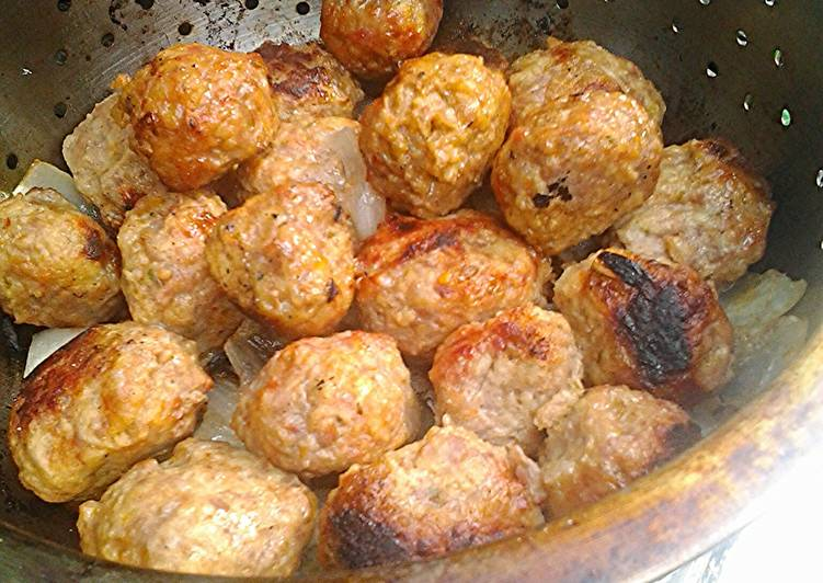 Step-by-Step Guide to Make Super Quick Homemade Smoked Italian meatballs