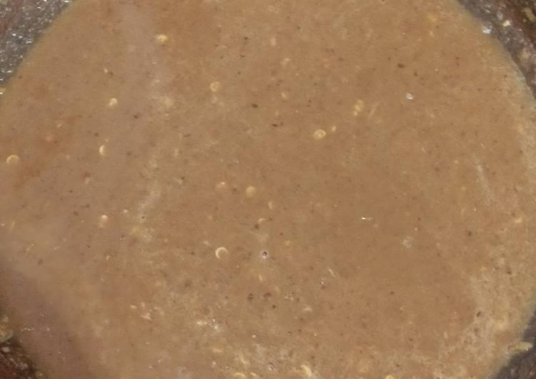 Bumbu sate kacang