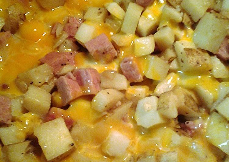 Top 10 Dinner Easy Love cheese spam and taters